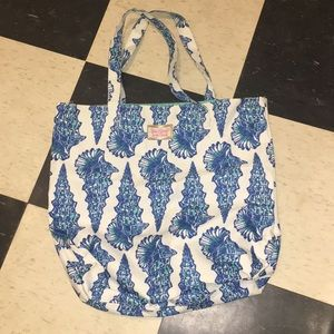 Shell pattern bag by Lilly Pulitzer